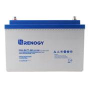 Best Boat Battery Renogy Deep Cycle Gel